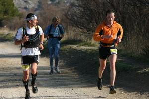 2ème au Gruissan Phoebus Trail
