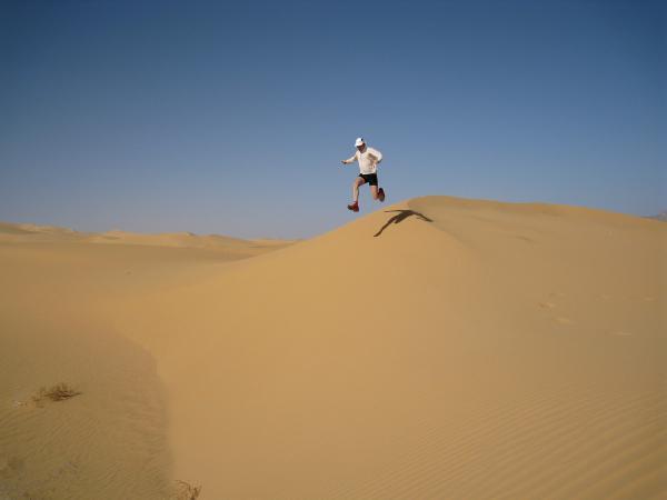 Libyan challenge 2008