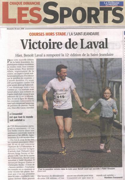 Saint-Jeandaire 2008