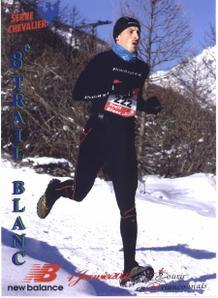 Victoire au Trail Blanc de Serre-Chevalier