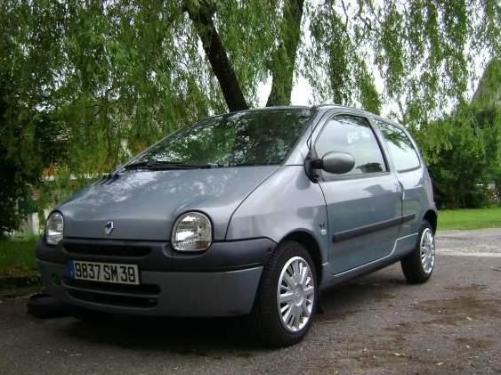 Ma nouvelle voiture :