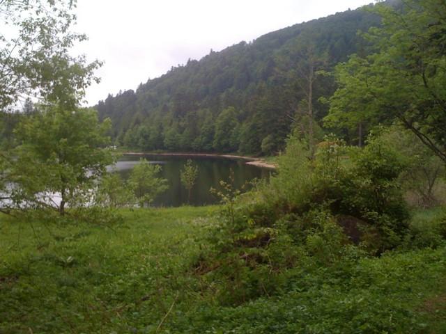 Reconnaissance Trail des Lacs (Gerardmer) – 31 mai
