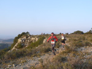 Gruissan Phoebus Trail: 33km agréables dans la Clape…