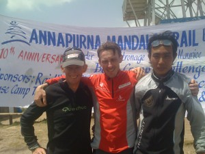 Annapurna Mandala Trail, victoire en hautes altitudes