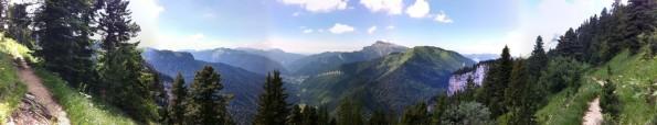 Dent de Crolles, la montagne à domicile…