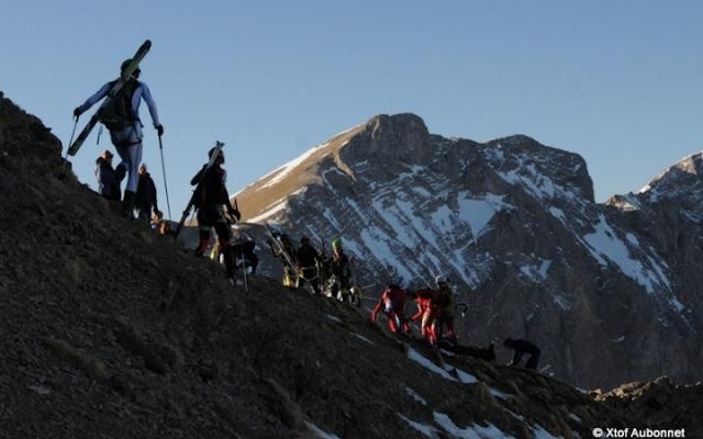 La Grande Trace 2012, du ski-ALPINISME grandiose!