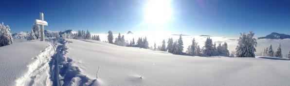 Chartreuse, ski de rando, neige, le bonheur…