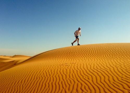 Oman Désert Marathon, du Trail au Pays de l'Or Noir…