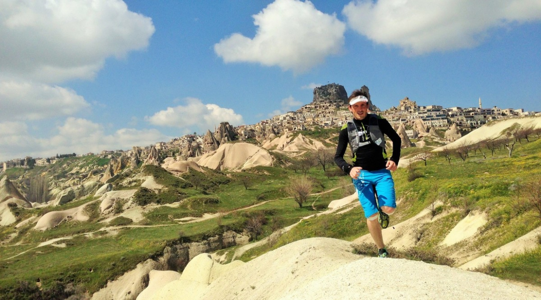 La Cappadocce de haut en bas, et Iznik Ultratrail