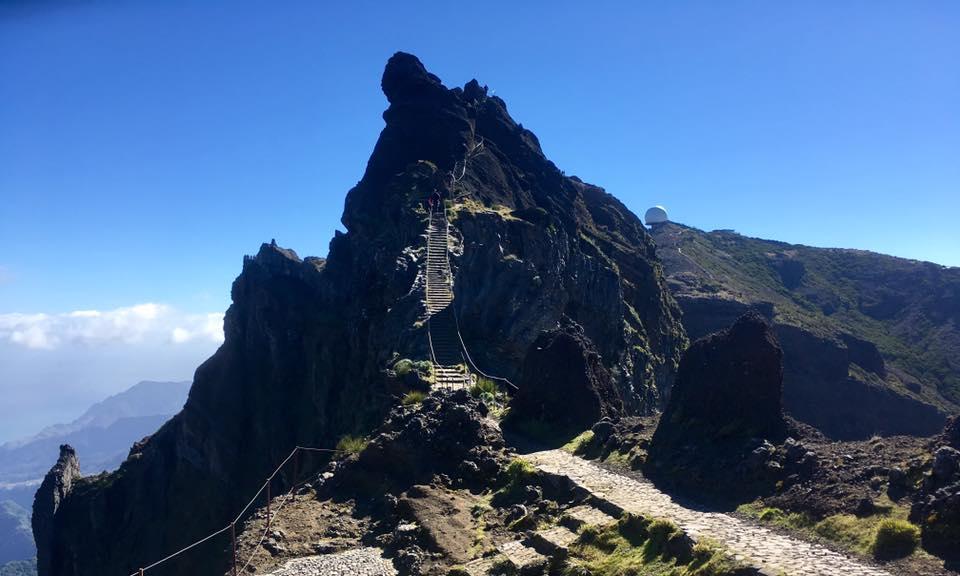 Voyage trail à Madère