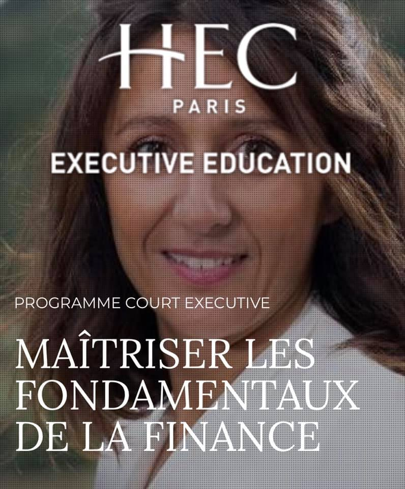 HEC Module Executive Education « Fondamentaux de la Finance »