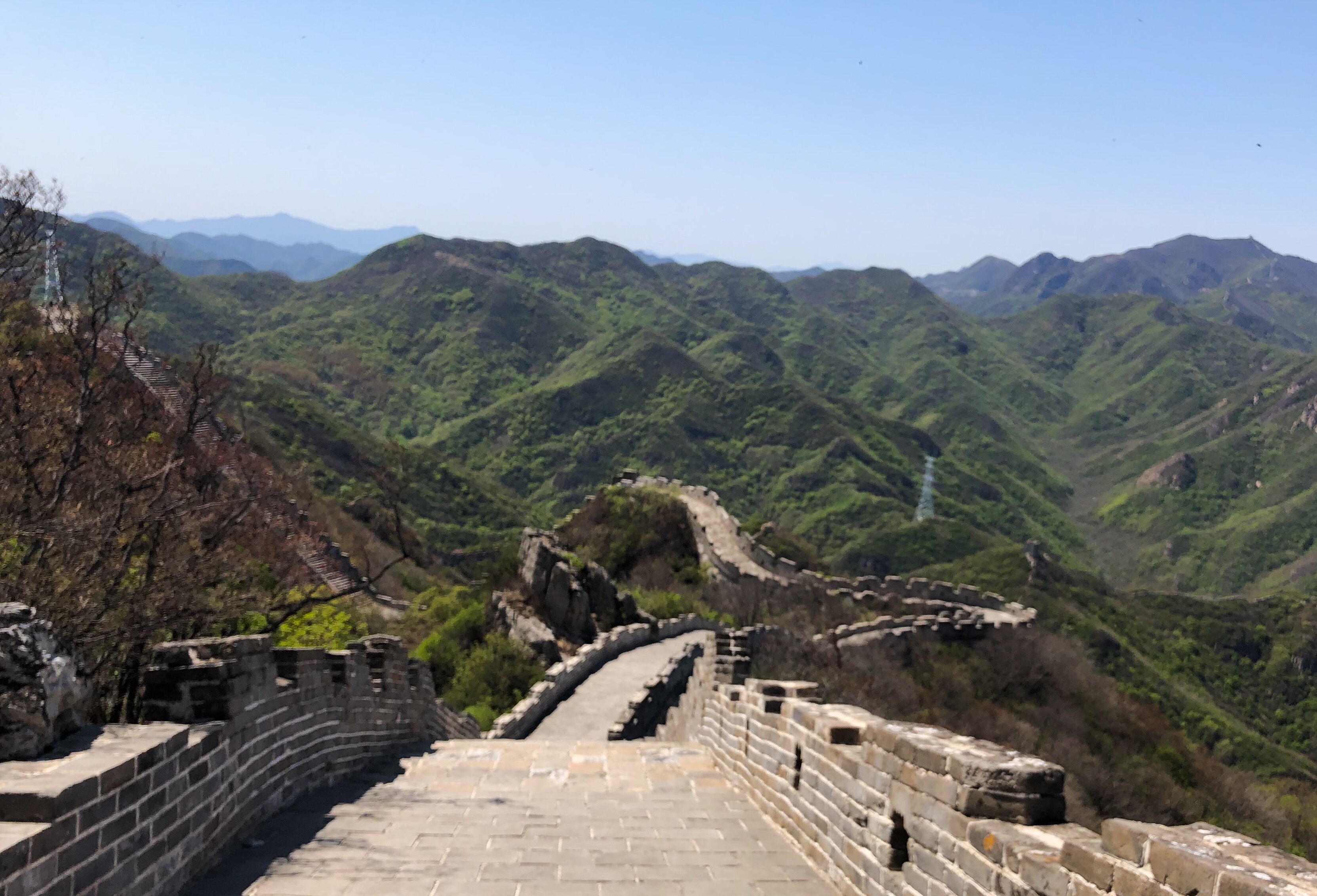 Great Wall Marathon of China, a Victory while doing some business meetings…