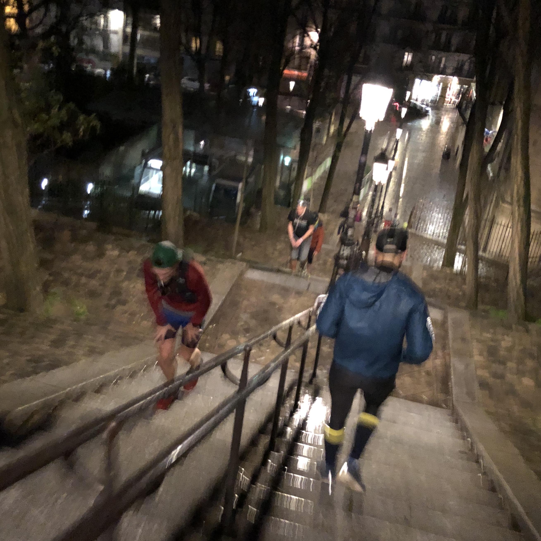 L'UTMM – Ultra Trail de Montmartre…